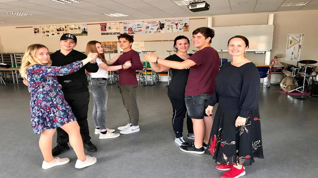 Wenn Schüler aus der Reihe tanzen …