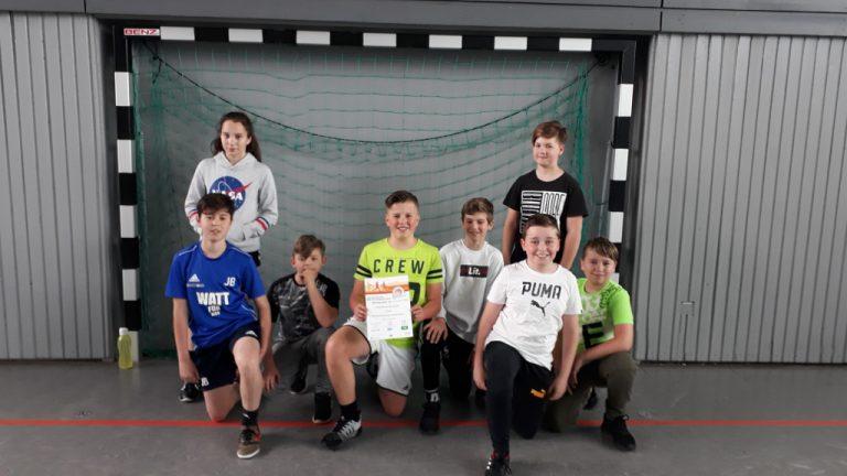 Eichenlaubschule absolviert die meisten Sportabzeichen unter den saarländischen Gemeinschaftsschulen.