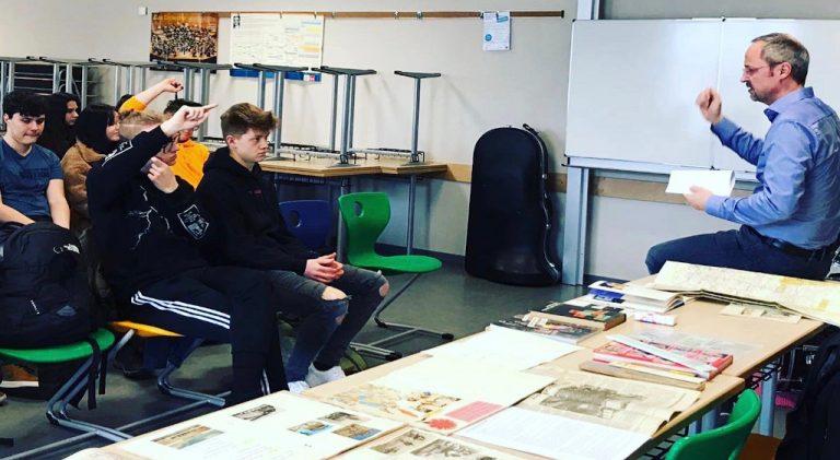 Leben in Ost-Berlin – Ein Lehrer ist Zeitzeuge zugleich